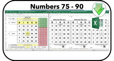 generate bingo cards bingo card generator