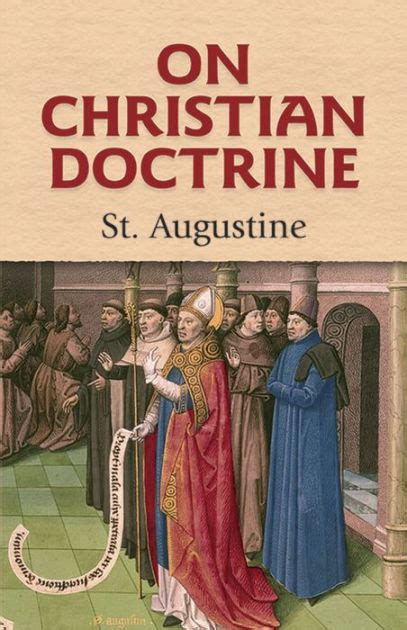 barnes and noble st augustine on christian doctrine by st augustine nook book ebook