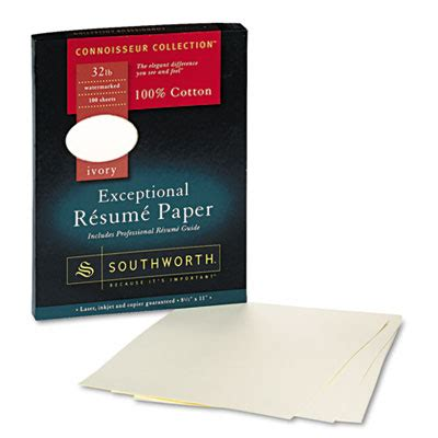 Resume Paper And Envelopes by Printer