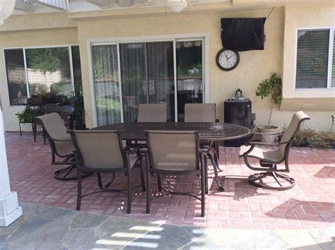 california patio furniture restoration outdoor furniture refinishing los angeles santa
