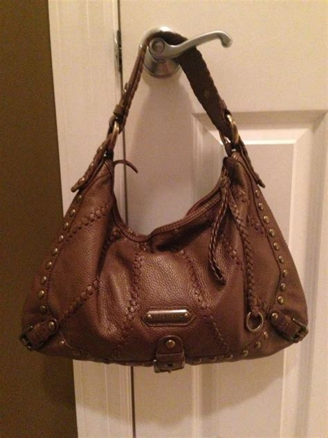 isabelle fiore fiore studded leather designer discontinued style