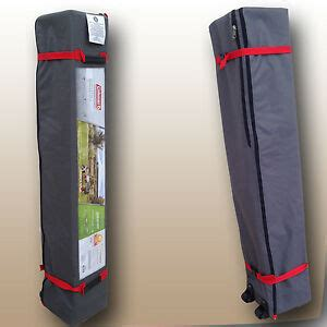 coleman wheeled carry bag      canopy gazebo tent shelter parts ebay