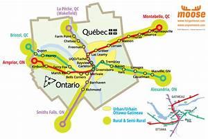 Canada Goose Quebec Gatineau Railway