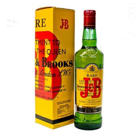 Jb Rare Blended Scotch Whiskey, Jb, Rare Scotch Whiskey