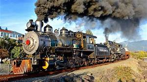 Steam Train Doubleheaders