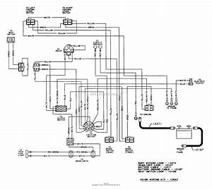Dixon Ztr 4518k  2003  Parts Diagram For Wiring