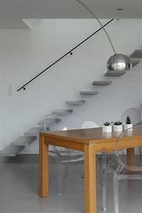 Beton Cire Deco : b ton cir pour sol de salon id e d co salon b ton cir ~ Premium-room.com Idées de Décoration