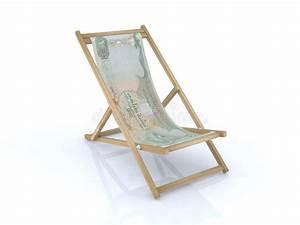 Chaise De Bureau En Bois : chaise de bureau en bois avec le billet de banque des emirats arabes unis de dirham illustration ~ Teatrodelosmanantiales.com Idées de Décoration