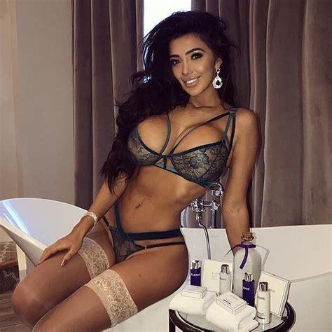Khan sex chloe Chloe Khan