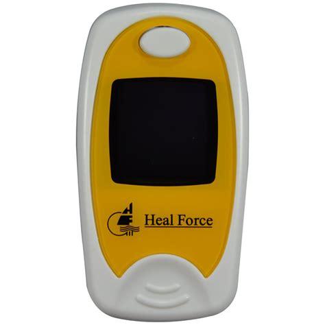Prince-100C Fingertip Pulse Oximeter - Heal Force
