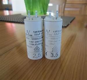 Condensateur Volet Roulant : condensateur permanent moteur volet roulant hotte groupe ~ Melissatoandfro.com Idées de Décoration