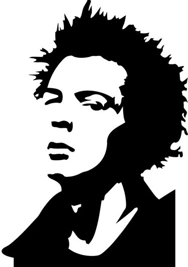 Library of sid vicious graphic transparent download png ...