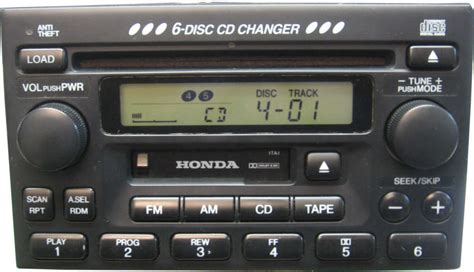 Can I Add An Auxiliary To My Car by Honda Accord Car Stereo Cd Changer Repair And Or Add An