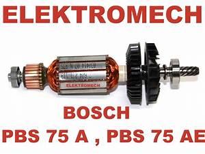 Bosch Pbs 75 Ae : bosch wirnik szlifierki ta mowej pbs 75 a ae oryg ~ Watch28wear.com Haus und Dekorationen
