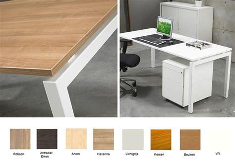 bureau luxe luxe bureau 120x80cm set 2 kantoormeubelen pro