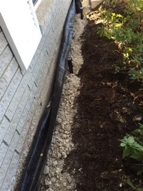 drain systems for yards drainage systems grand prairie tx french drains surface