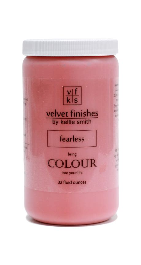 fearless shop velvet finishes