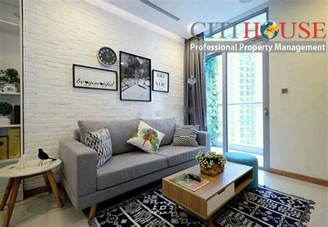 Sunrise City Apartment For Rent In District 07; Nice Fully