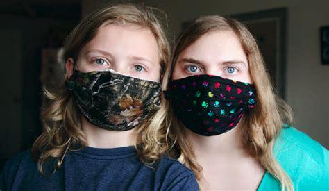 stay safe   easy diy  sew face masks chym