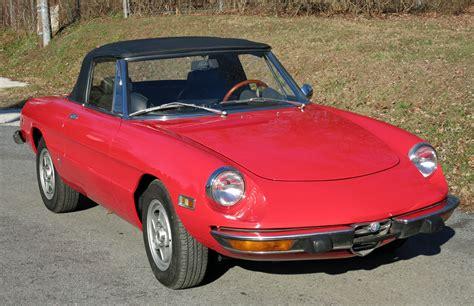 1974 Alfa Romeo Spider  Connors Motorcar Company