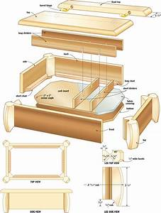 Simple Wood Jewelry Box Plans PDF Woodworking
