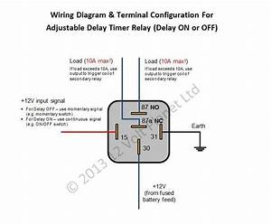 12v Changeover Relay Wiring Diagram