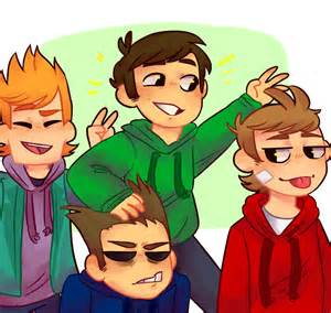 Eddsworld Tord X Tom