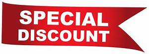 Red Special Sale Discount Sticker PNG Clipart Image ...