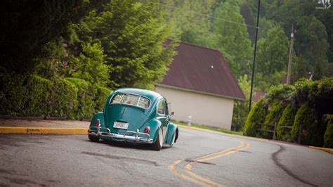 Volkswagen Beetle [4] Wallpaper