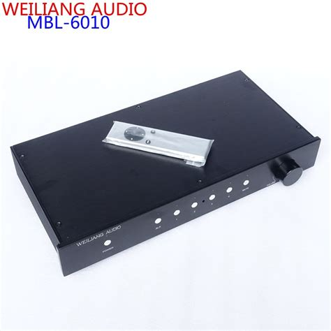 Weiliang Audio Clone Mbld Full Balanced Preamplifier
