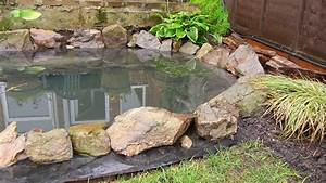 How to Build a Garden Pond (DIY Project) - YouTube