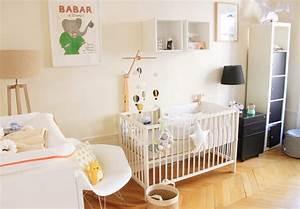 Deco Scandinave Chambre Bebe : la chambre de basile la souris coquette blog mode maman voyages d coration lifestyle ~ Melissatoandfro.com Idées de Décoration