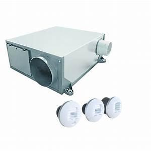 Vmc Simple Flux Hygroréglable : vmc simple flux hygror glable extra plate modulo compact ~ Dailycaller-alerts.com Idées de Décoration