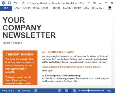 powerpoint newsletter template powerpoint newsletter template cpanj info