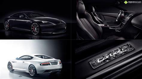 Aston Martin Db9 Carbon Black Carbon White