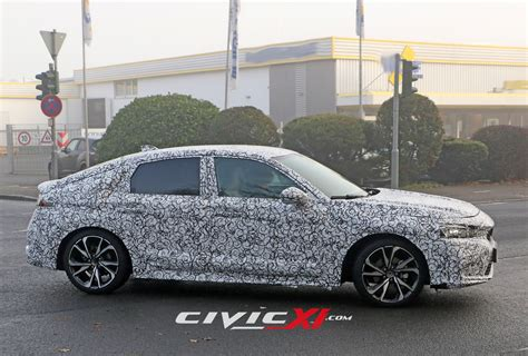 Following today's premiere, the 2022 honda civic hatchback will go on sale in the united states later this year. Spied: 2022 Civic Hatchback up close | CivicXI - 11th Gen ...