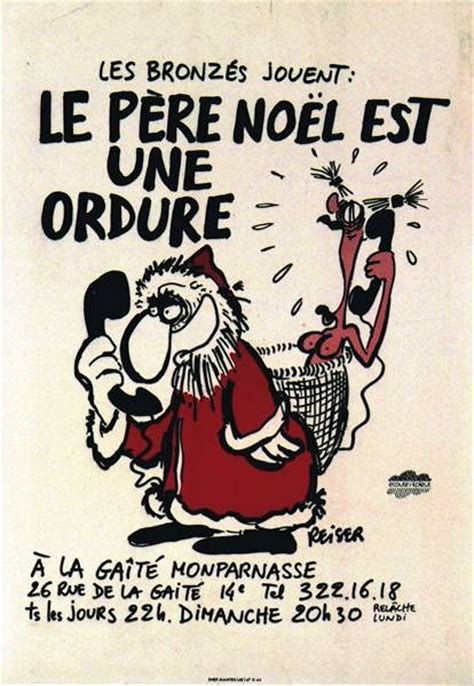 le pere noel est une ordure canape 1000 images about reiser on festivals and image search