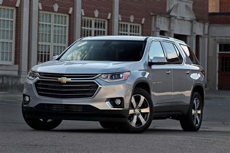 chevy traverse  buick enclave