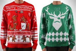 ugly christmas sweaters hiconsumption