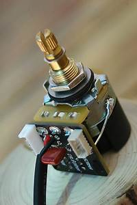 Cts Phase Shift Push  Pull Potentiometer