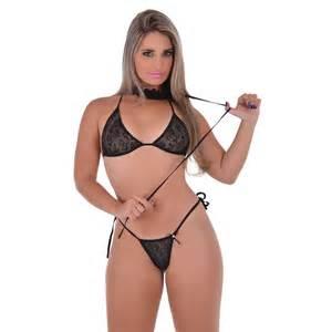 Brazilian Lingerie Costume