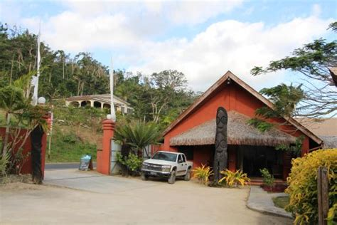Main Entry  Picture Of Sunset Bungalows Resort, Port Vila