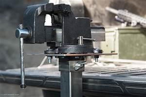DIY Trailer Hitch Bench Vise Mount – ocabj net