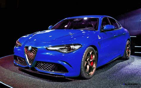 Alfa Romeo Giulia : 2016 Alfa Romeo Giulia Quadrifoglio
