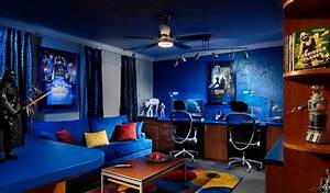 cool, gaming-inspired, room, decorations