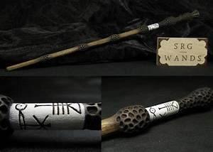 The Elder Wand by SRG-Wands on DeviantArt