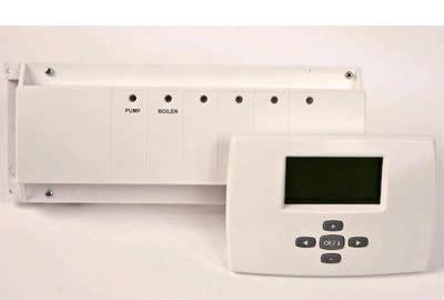 polypipe 1 zone underfloor heating