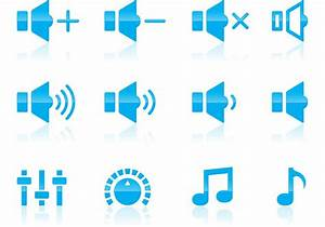 Volume And Audio Icons - Download Free Vectors, Clipart ...  Volume