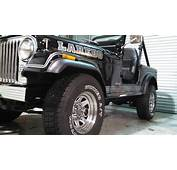 1986 JEEP CJ 7 LAREDO  Classic Jeep For Sale