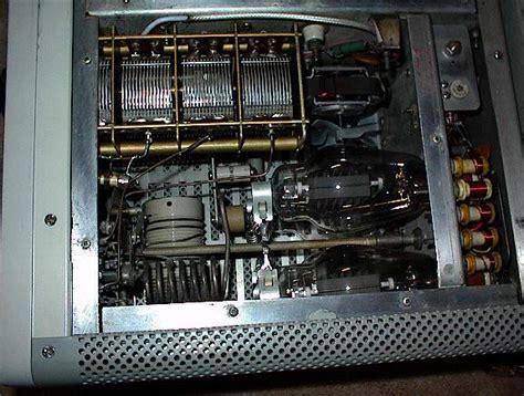 collins   linear rf amplifier